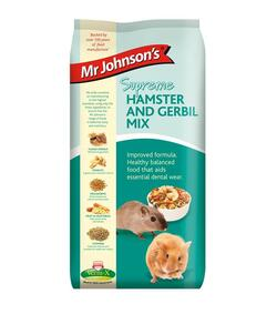 Mr. Johnson Hamster & Gerbil mix 900g