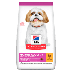 HILL'S SCIENCE PLAN Small & Mini Mature Adult 7+ med kylling 3kg