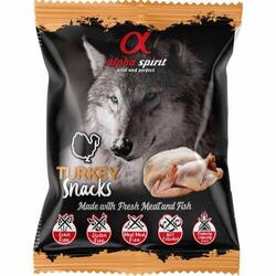 Alpha Spirit Kalkun Snacks 50g