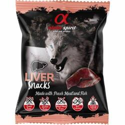 Alpha Spirit Lever Snacks 50g
