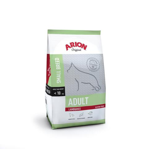 Adult Small Breed – Lam & Ris 7,5kg
