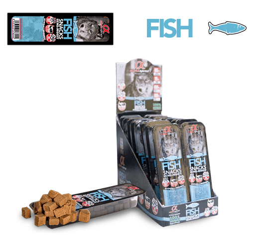 Fish Snack, AlphaSpirit