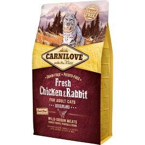 CarniLove Fresh Chicken & Rabbit 2kg 100% KORNFRI
