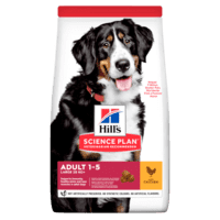 Science Plan Adult Large Breed kylling 12 kg