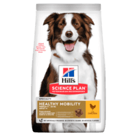Science Plan Hundefoder Healthy Mobility Medium Chicken 12kg