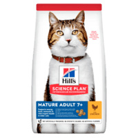 Science Plan™ Feline Mature Adult 7+ Chicken 1,5kg