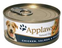 156g Dog Chicken & Salmon Applaws