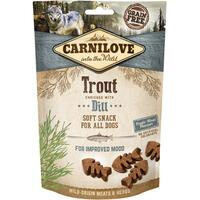 Carnilove Semi Moist Snack Trout 200g
