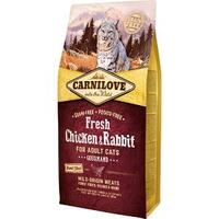 CarniLove Fresh Chicken & Rabbit 6kg 100% KORNFRI