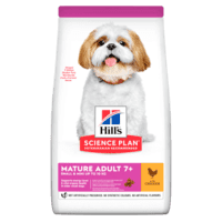 HILL'S SCIENCE PLAN Small & Mini Mature Adult 7+ med kylling 6kg