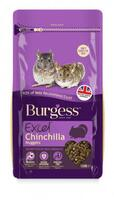 Burgess Excel Chinchilla & Dekufoder Nuggets 1,5kg