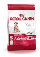 ROYAL CANIN HUNDEFODER MEDIUM AGEING 10+ 15 KG.