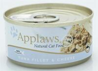 Applaws 70g Cat Tuna & Cheese
