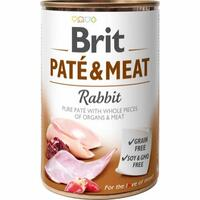 PATÉ & MEAT RABBIT (KORNFRI)