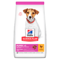 Science Plan Puppy Small & Mini Chicken 1,5kg