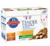 Hill's™ Science Plan™ Kitten Tender Chunks